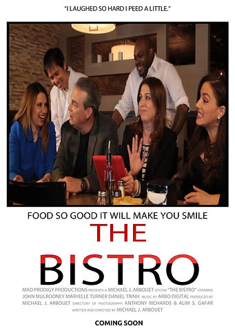 Maryelle Turner in sitcom pilot The Bistro