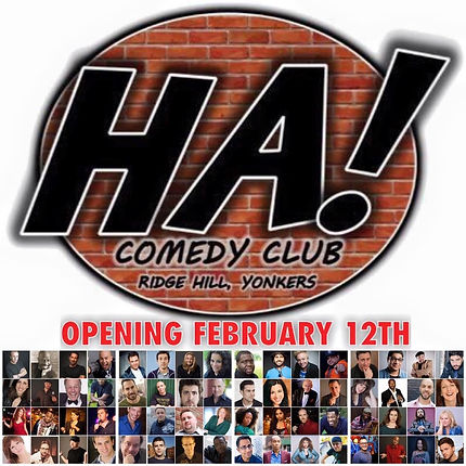 Maryelle Turner at Ha! Ridge Hill Comedy Club