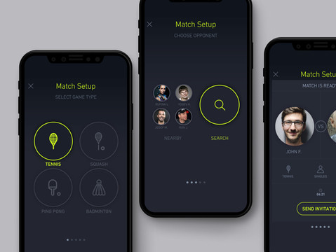 Pulse-Play UX Design