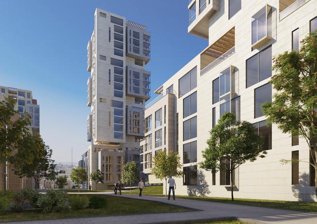 Gilo Urban Planning