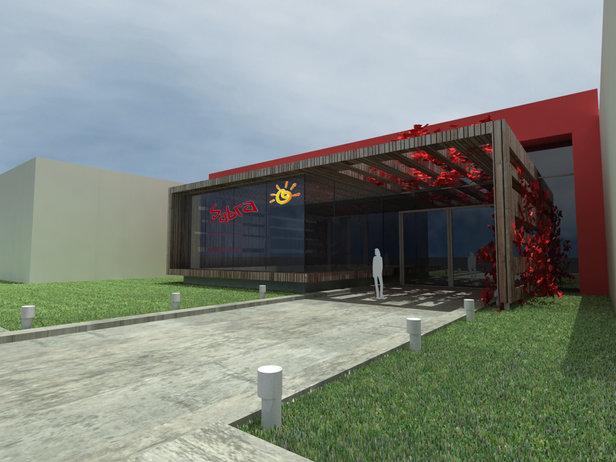 Sabra Strauss center
