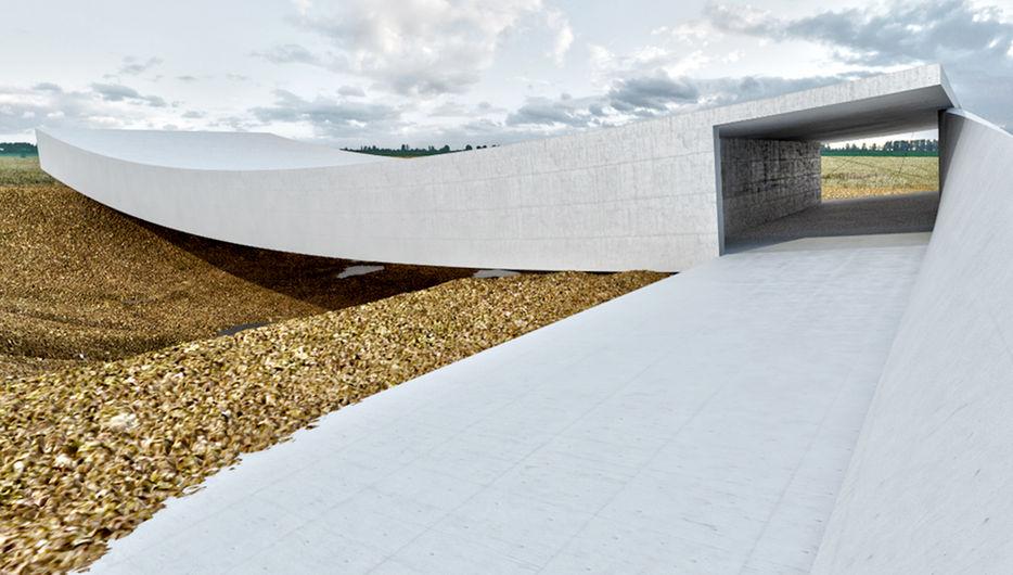 Treblinka Memorial Visitor Center
