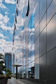 Offices building architecture