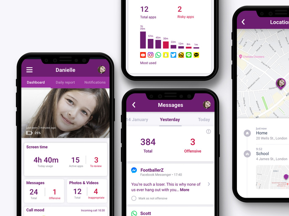 Bosco App UX Design