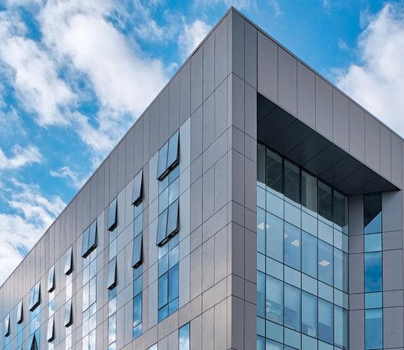 Lexus & Getter office complex