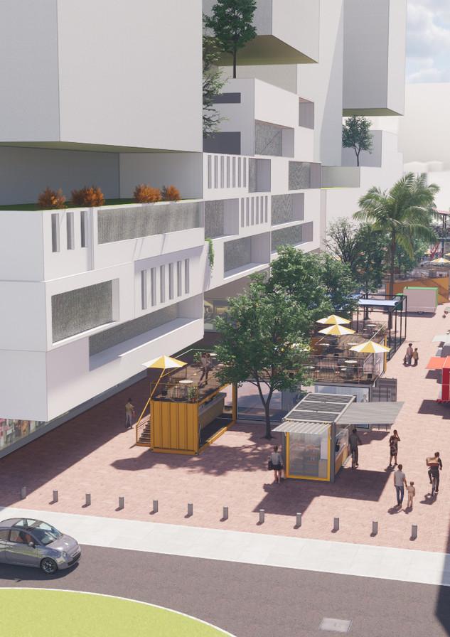 Hadera Urban Planning