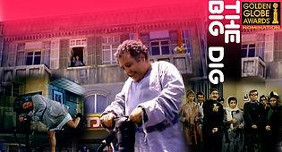 The Big Dig, Blumilch Canal Ephraim Kishon Movie