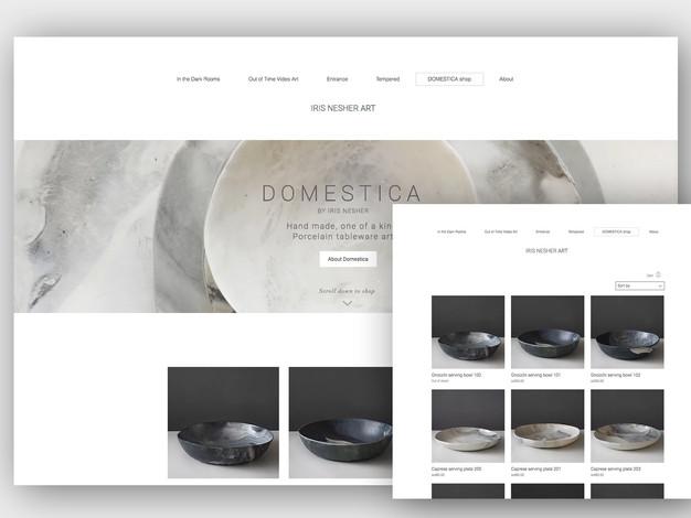 Iris Nesher Domestica online store