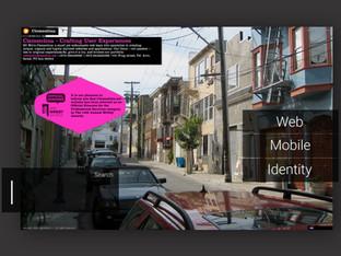 Clementina design firm website