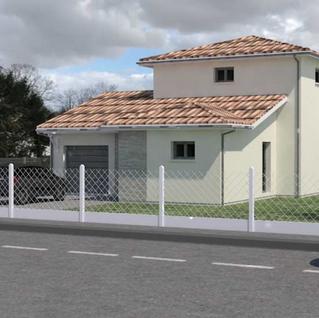 Construction maison Le haillan