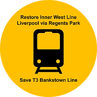 Restore Inner West Line Save T3 Logo 202