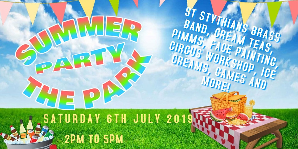 Summer Party in the Park