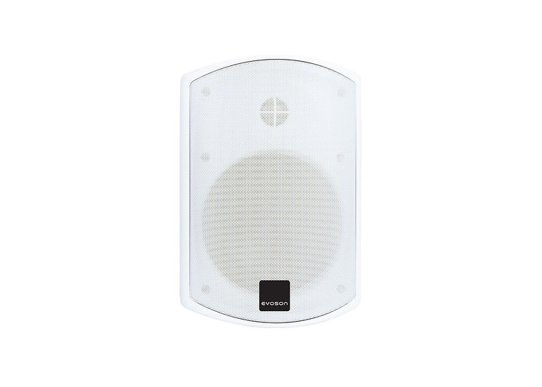 "IO Series™ 4"" IP66 100V Plastic Cabinet - White"