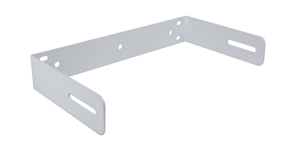 MOUNTING SOLUTIONS U-Bracket for WS8 - White