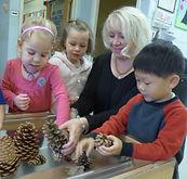 pre k teacher Miss Maggie