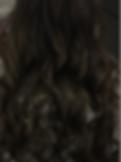 Beautiful beachwave curls