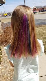Fun Color Highlights