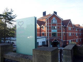 New clinic location at Spire The Glen Hospital Bristol