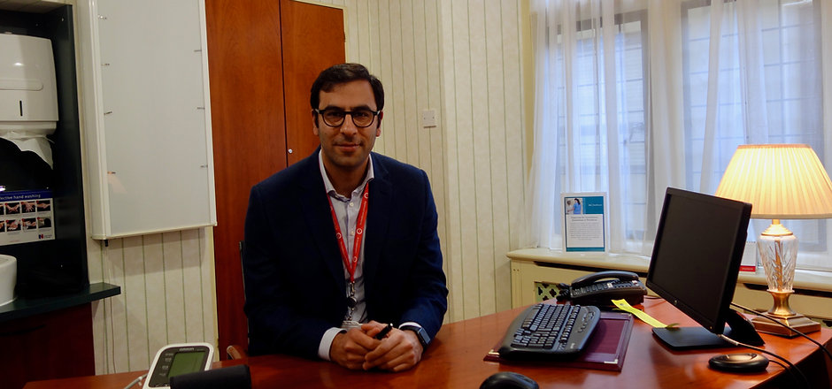 Dr Ali Khavandi