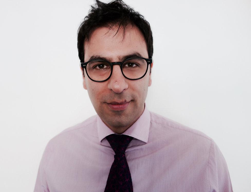 Dr Ali Khavandi Cardiologist Bath