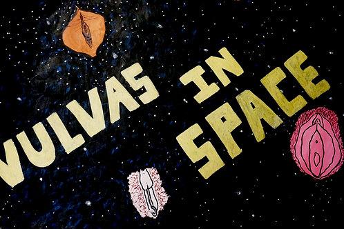 Vulvas in Space