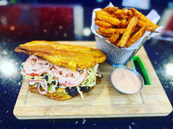 chimi sandwich