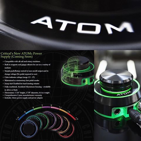 Critical's New ATOM® Power Supply