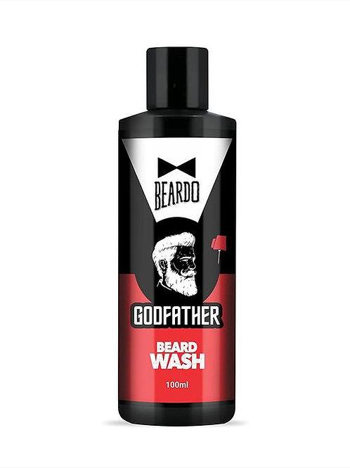 Beardo Godfather Beard Wash - 100Ml
