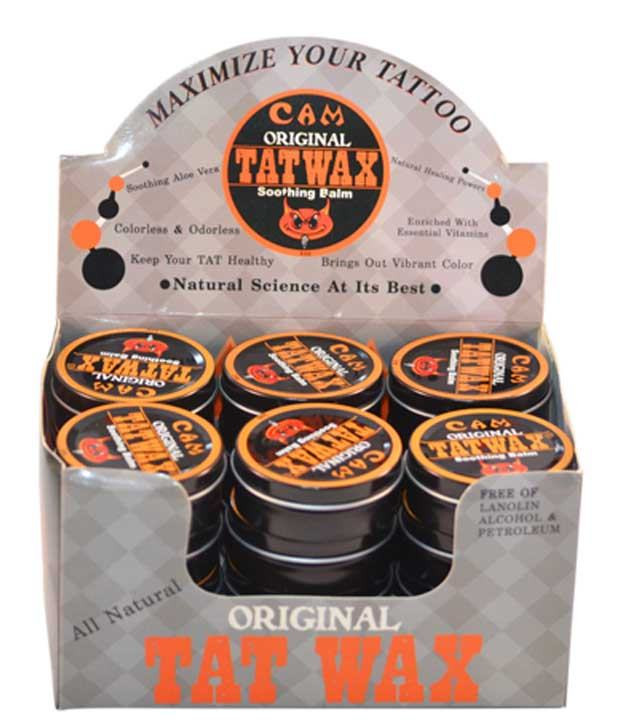 Cam Original Tat Wax 1oz