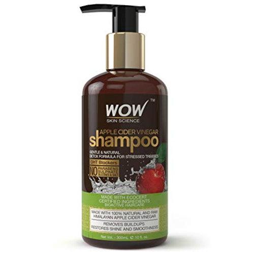 WOW Skin Science Apple Cider Vinegar Shampoo - 300ml