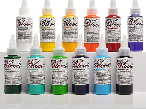 Bloodline By Skin Candy- 1 oz (Pick your color)