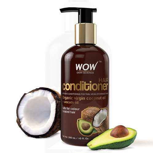 WOW Skin Science Hair Conditioner - 300 mL