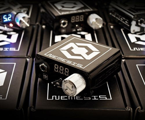 Nemesis Power Supply by Kwadron (Made in Germany)
