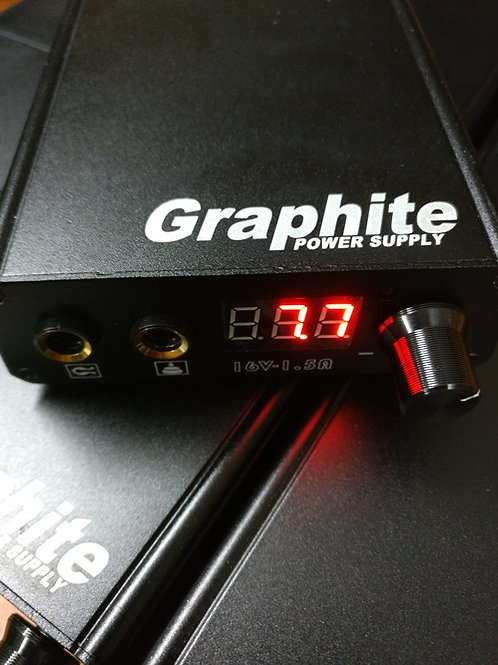 Graphite Rechargeable Powerbank Supply