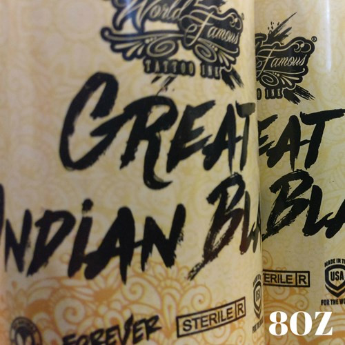 World Famous Great Indian Black - 8 oz