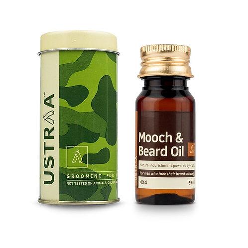 Beard & Mooch Oil 4x4 - 35ml