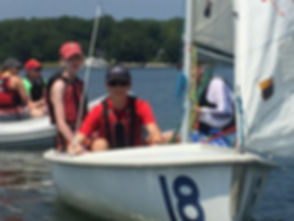 Brendan Sailors with Confidence