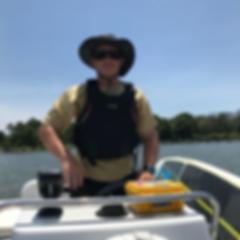 Evan McCarthy Sailing Instructor