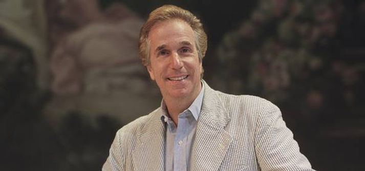 Henry Winkler Talks about His Dyslexia in CBS Interview