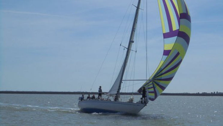 Scuttlebutt Sailing News and Brendan Sailing on the Sailing with the Autistic Community