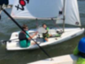 Brendan Sailing 2020