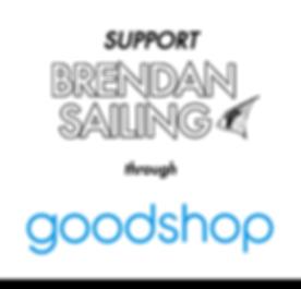 Find Brendan Sailing through GoodShop