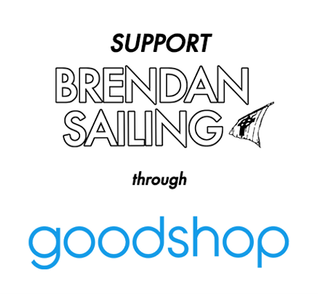 Find Brendan Sailing through GoodShop