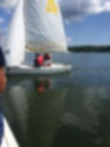 St. Mary's Camp Brendan Sailing 2020