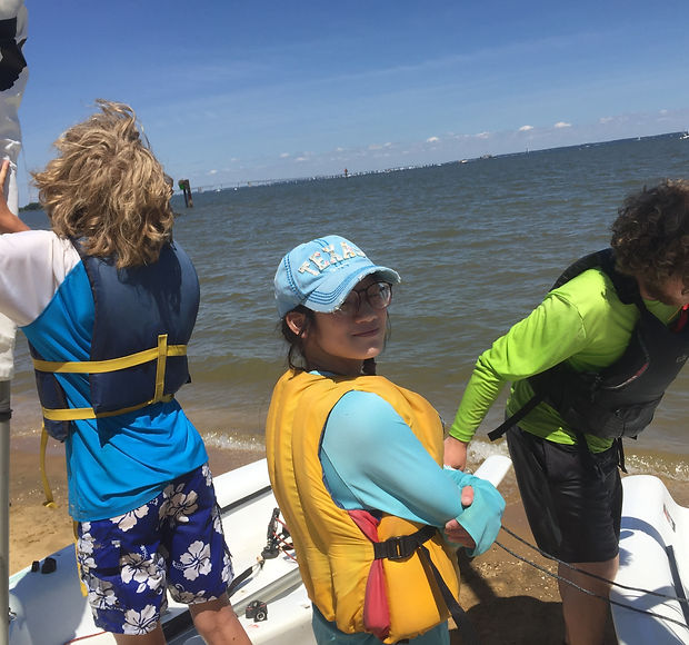 Brendan Sailing Program in Annapolis, Maryland