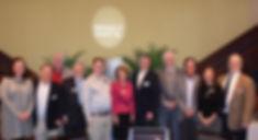 Brendan Board of Directors at the Brendan 2018 Awards Brunch