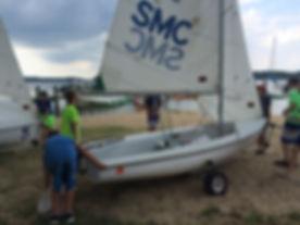 Brendan Sailing Program Equipment