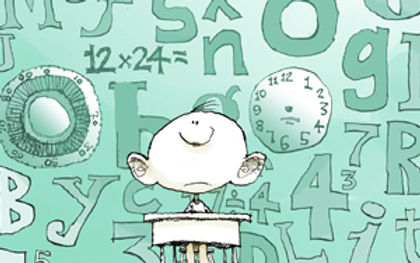 The Damaging Myth of Normalcy from Smart Kids with Learning Disabilities