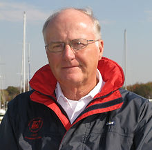 Rick Franke of Brendan Sailing Program Board of Directors