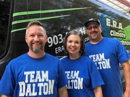 Go Dalton!